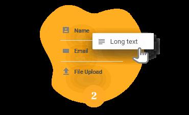 generateur de formulaires de contact avec email