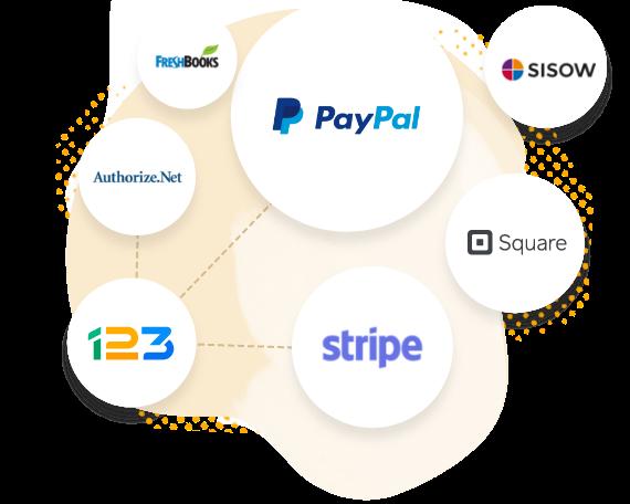 Integrieren Sie Ihren Zahlungsanbieter